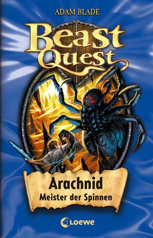 Arachnid, Meister der Spinnen