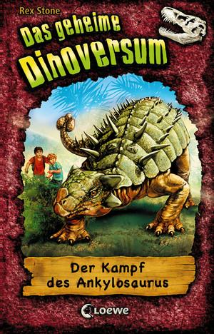 Der Kampf des Ankylosaurus