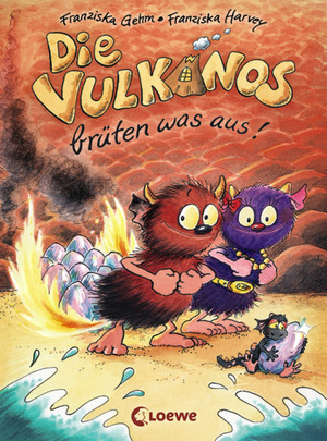 Die Vulkanos brüten was aus!