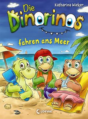 Die Dinorinos fahren ans Meer