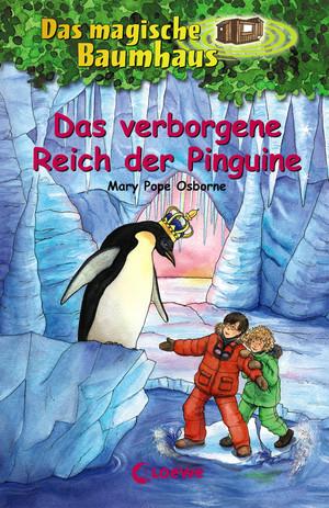 Das verborgene Reich der Pinguine