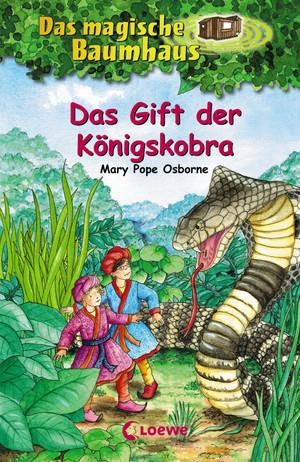 Das Gift der Königskobra