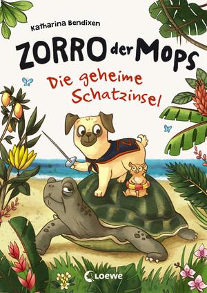 Zorro, der Mops 3 - Die geheime Schatzinsel