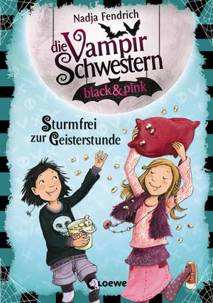 Vampirschwestern black & pink 3 - Sturmfrei zur Geisterstunde