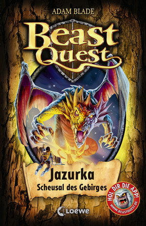 Beast Quest 46 - Jazurka, Scheusal des Gebirges