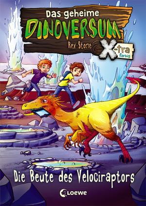 Das geheime Dinoversum Xtra 5 - Die Beute des Velociraptors
