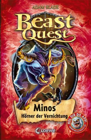 Beast Quest 50 - Minos, Hörner der Vernichtung