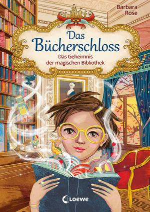 Das Bücherschloss - Das Geheimnis der magischen Bibliothek