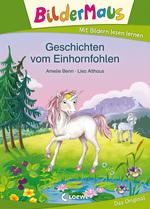 Cover des Buches Geschichten vom Einhornfohlen