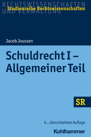 Schuldrecht I - Allgemeiner Teil