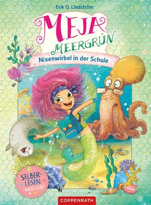 Meja Meergrün (Bd. 1 für Leseanfänger)
