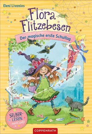 Flora Flitzebesen (Bd. 1 für Leseanfänger)