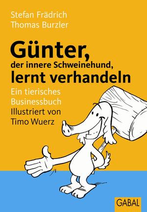 Günter, der innere Schweinehund, lernt verhandeln