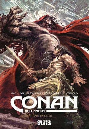 Conan der Cimmerier: Der rote Priester