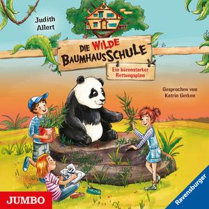 Die wilde Baumhausschule. Ein bärenstarker Rettungsplan