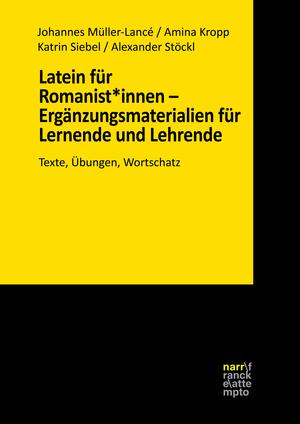 Latein für Romanist*innen - Ergänzungsmaterialien für Lernende und Lehrende