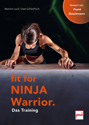 Fit For Ninja Warrior