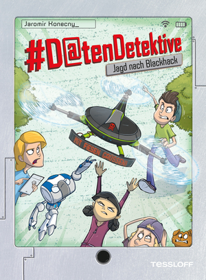 #Datendetektive. Band 4. Jagd nach Blackhack