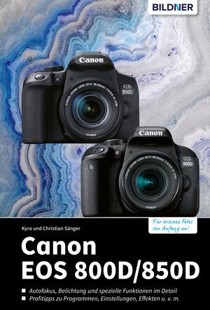 Canon EOS 800D/850D