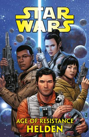 Star Wars - Age of Resistance - Helden