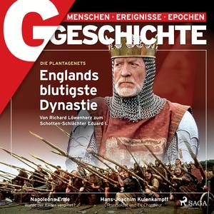 G/GESCHICHTE - Plantagenets - Englands blutigste Dynastie