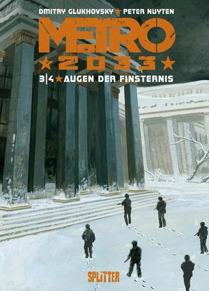 Metro 2033 (Comic). Band 3