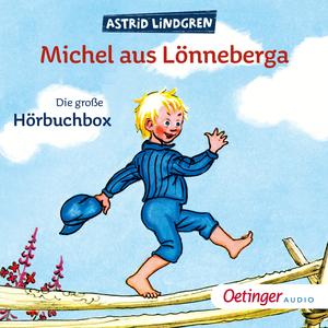 Michel aus Lönneberga. Die große Hörbuchbox