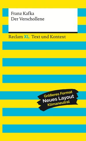 Der Verschollene. Textausgabe mit Kommentar und Materialien