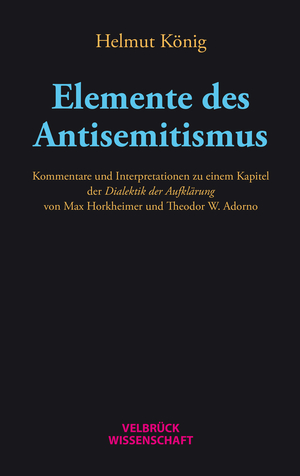 Elemente des Antisemitismus