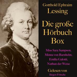 Gotthold Ephraim Lessing: Die große Hörbuch Box