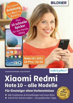 Xiaomi Redmi Note 10 - alle Modelle