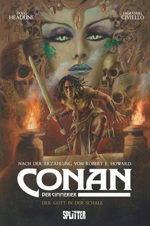 Conan der Cimmerier: Der Gott in der Schale