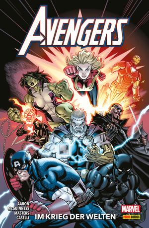 Avengers Paperback 4 - Im Krieg der Welten