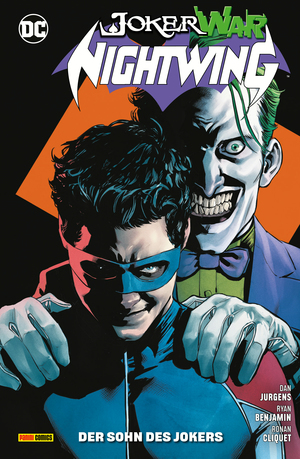 Nightwing - Bd. 11 (2. Serie): Der Sohn des Jokers