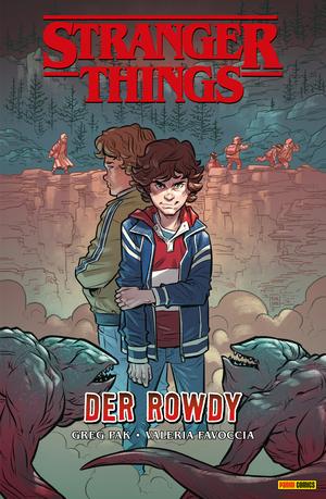 Stranger Things - Der Rowdy