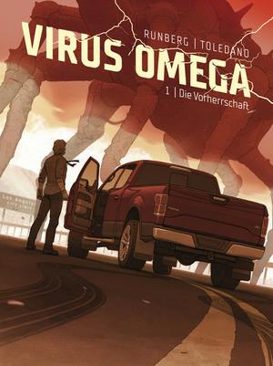 Virus Omega 1: Die Vorherrschaft
