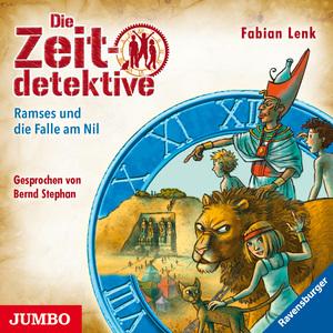 Die Zeitdetektive. Ramses und die Falle am Nil [38]