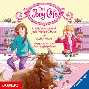 Das Pony-Café. Chili, Schote und jede Menge Chaos