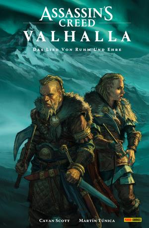 Assassin's Creed: Valhalla - Das Lied von Ruhm und Ehre - Comic zum Videogame