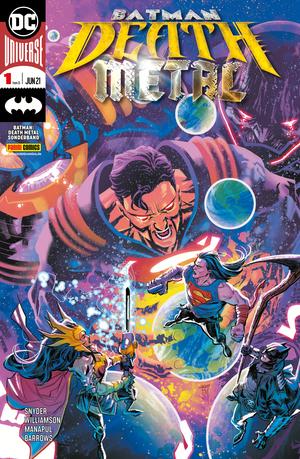 Batman: Death Metal Sonderband - Bd. 1