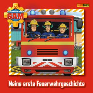 Feuerwehrmann Sam - Meine erste Feuerwehrgeschichte