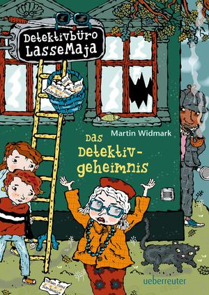 Detektivbüro LasseMaja - Das Detektivgeheimnis (Detektivbüro LasseMaja, Bd. 32)