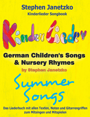 Kinderlieder Songbook - German Children's Songs & Nursery Rhymes - Summer Songs