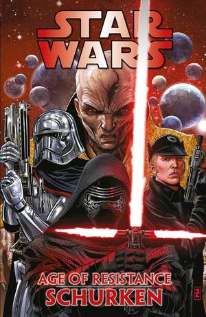 Star Wars - Age of Resistance - Schurken
