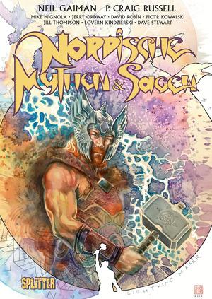 Nordische Mythen und Sagen (Graphic Novel. Band 1