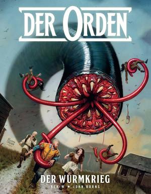Der Orden, Band 3 - Der Wurmkrieg