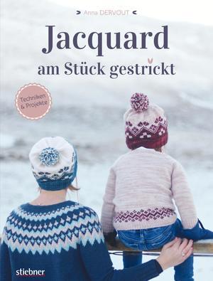 Jacquard - Am Stück gestrickt