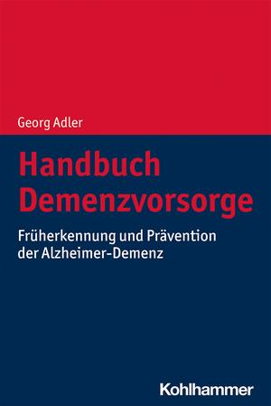 Handbuch Demenzvorsorge