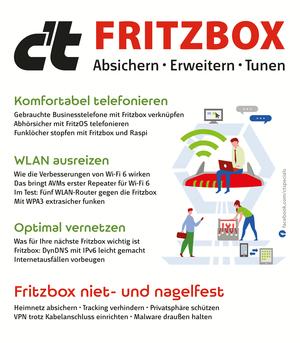 c't Fritzbox