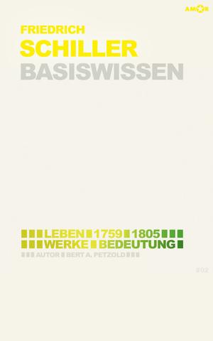 Friedrich Schiller - Basiswissen #02